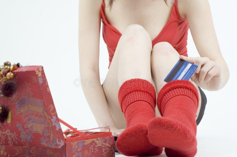 Mantenga el dinero el calcetín imagen de archivo libre de regalías