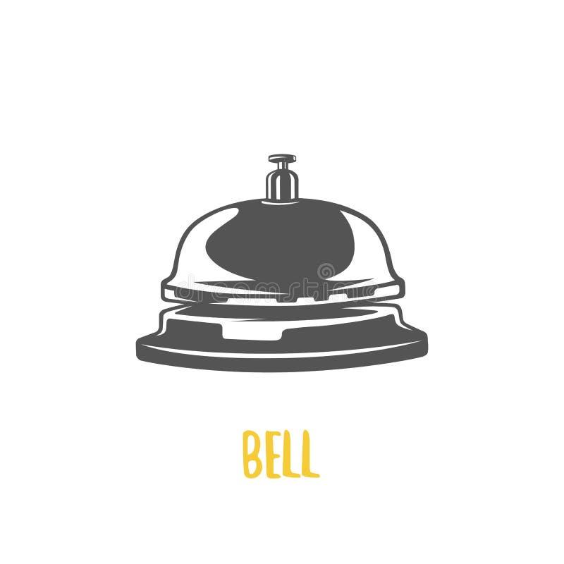 Mantenga el ejemplo de Bell libre illustration