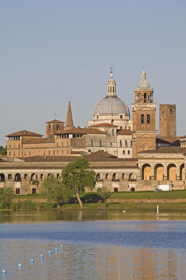 Mantova lizenzfreie stockfotos