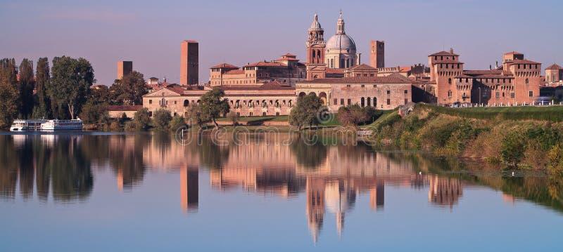 Mantova lizenzfreies stockbild