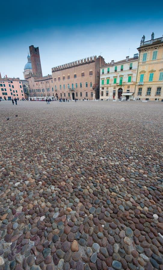 Mantova - Italien lizenzfreie stockbilder