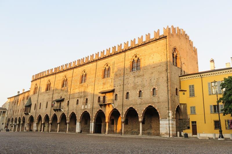 Mantua, Palazzo Ducale fotos de stock