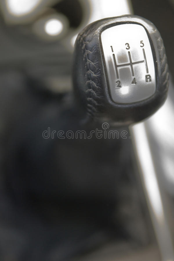Download Manual gear shift stock image. Image of shift, four, five - 27536455