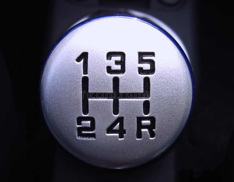 Manual transmission stock photos