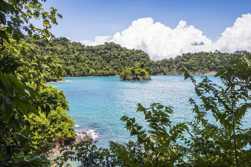 Manuel Antonio, Costa Rica fotografia de stock