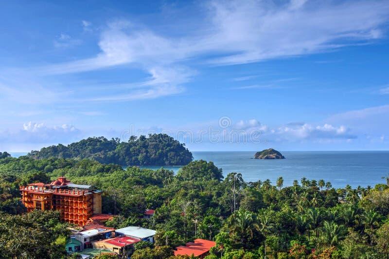 Manuel Antonio, Costa Rica foto de stock royalty free