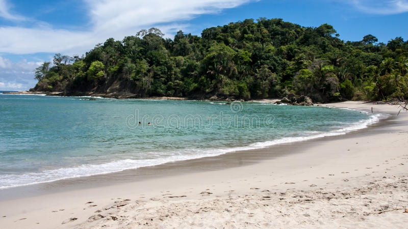 Manuel Antonio National Park imagem de stock