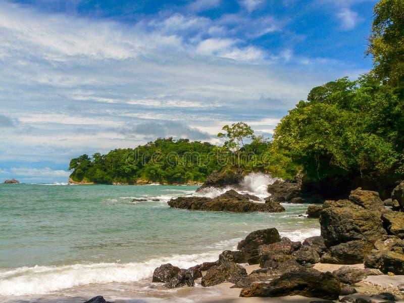 Manuel Antonio national park. Puntarenas, Costa Rica stock photography