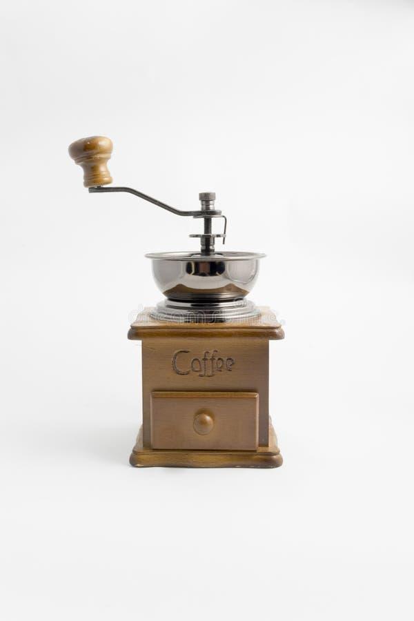 Manuell kaffekvarnframdel arkivfoton