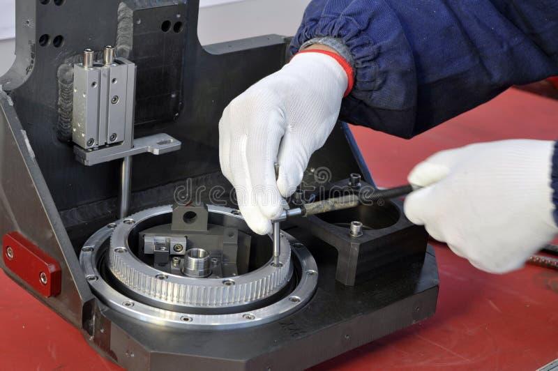 Manufactoring Sonderkommando stockfoto