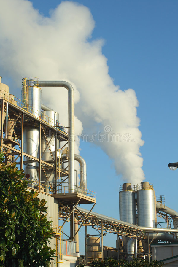 Download Manufacturing Plant Royalty Free Stock Photos - Image: 3219528