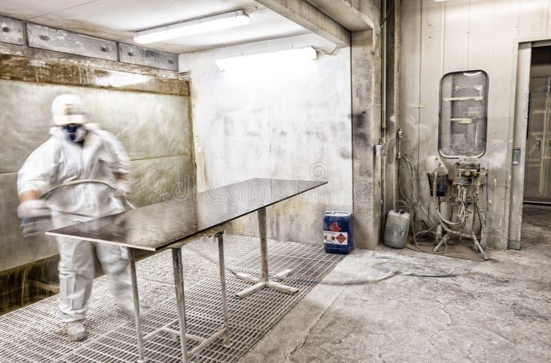 Manufaktura proces cieśla praca z drewnem przy machining cen obrazy stock