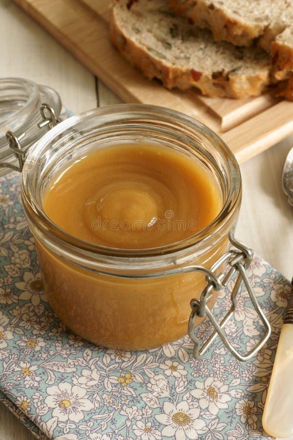 Manuka蜂蜜 库存图片