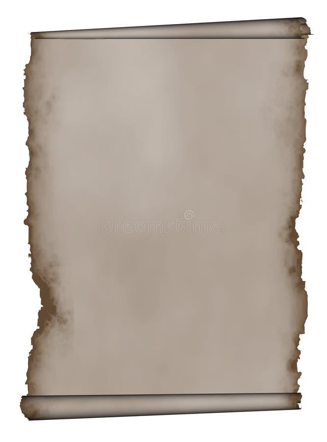 Download Manuscript, Aged Scroll Grunge Paper Background Stock Illustration - Illustration: 15352169