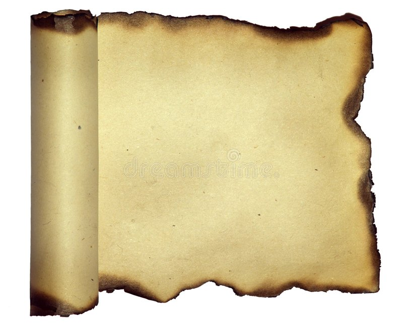Manuscrito fotos de stock royalty free