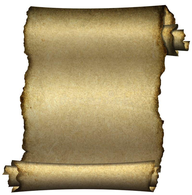 manuskript royaltyfri illustrationer