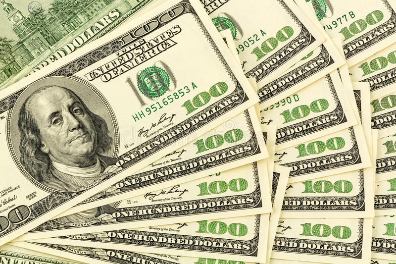 Download Many dollar bills stock photo. Image of bill, property - 29951542