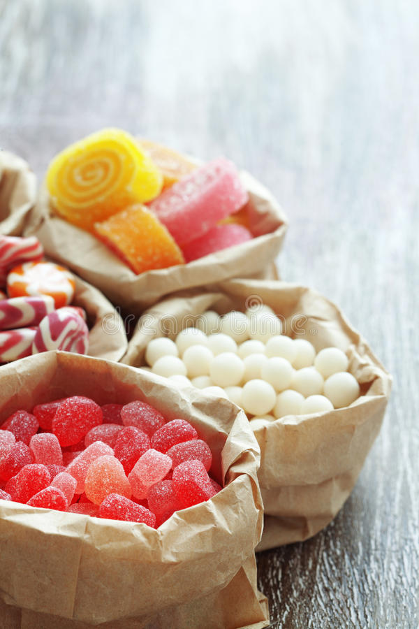 Download Candies stock photo. Image of jellybean, gourmet, orange - 30234798