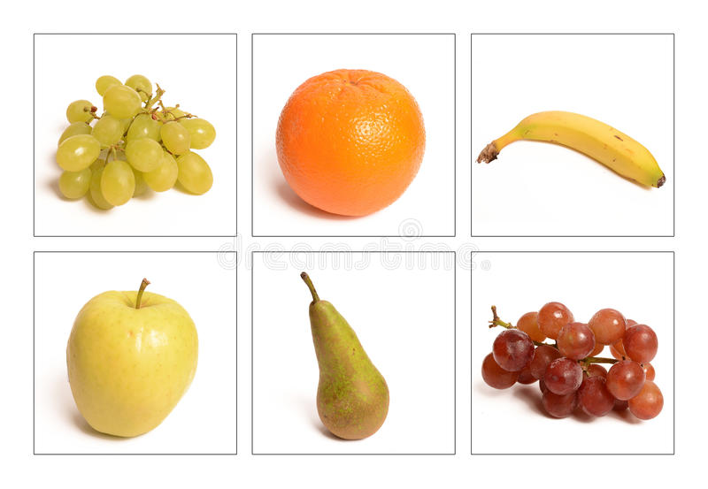 Download Many Assorted Whole Fruits stock image. Image of fresh - 28389653