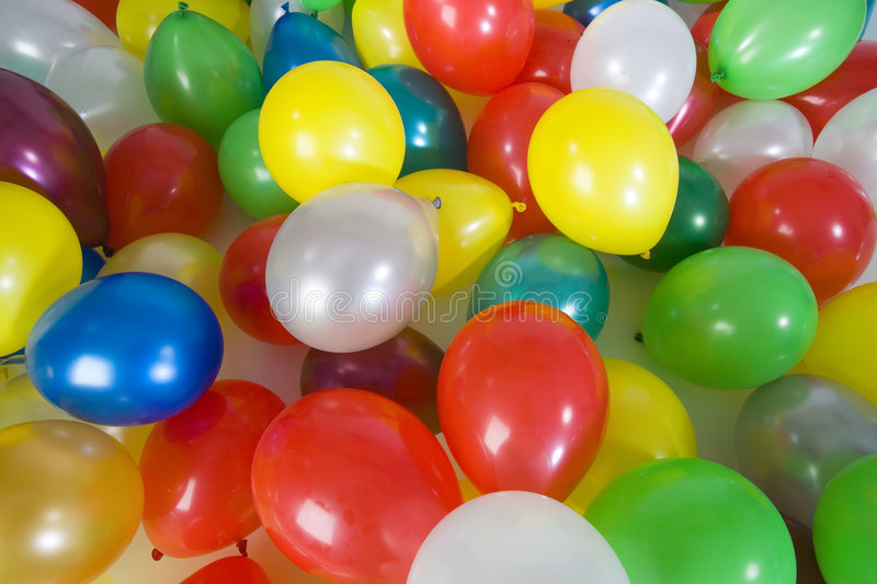 Download Many balloons stock photo. Image of party, ball, colors - 1005660