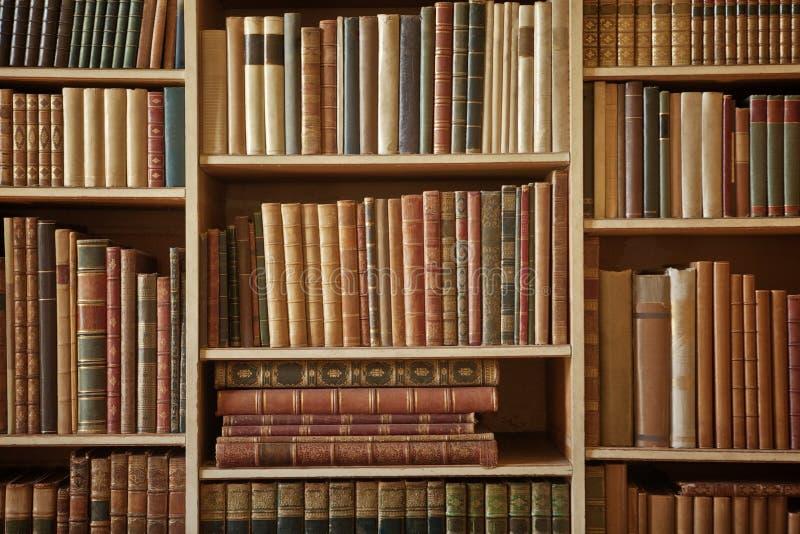Many books stock photos