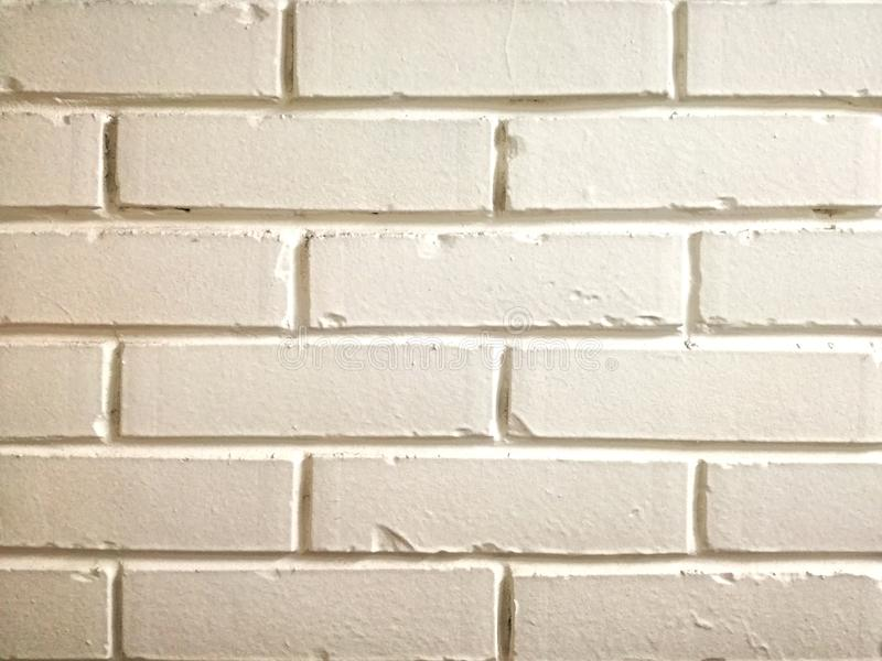 Many bricks in the wall. View of bricks in the wall.Background white stock images