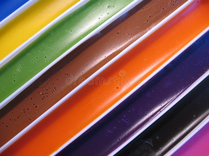 Download The Many-colored Plasticine Stock Photo - Image: 5533786