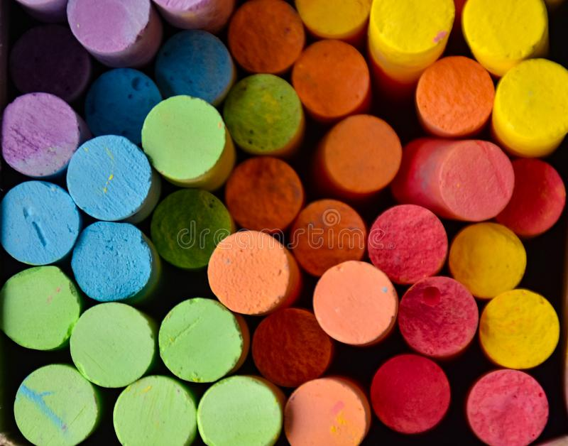 Many colors are used in the background. Many colors are used in the background, Thailand royalty free stock image