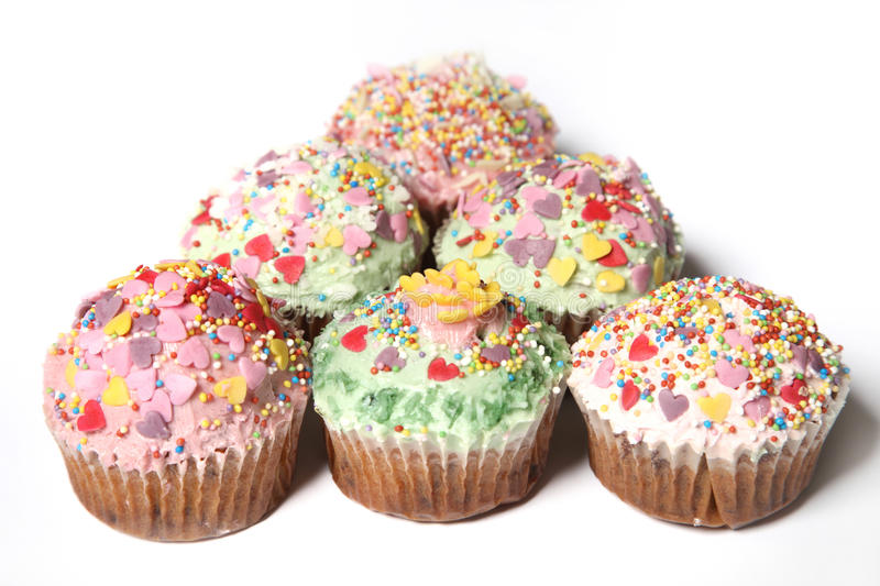 Download Many Cupcakes Or Small Cakes Stock Image - Image: 23225573