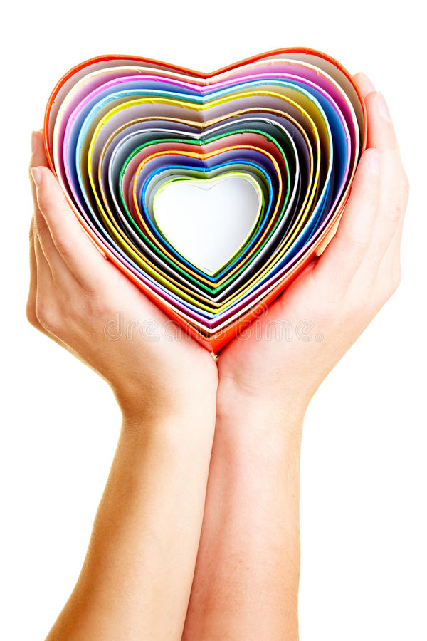Download Many Hearts Royalty Free Stock Photo - Image: 10834015