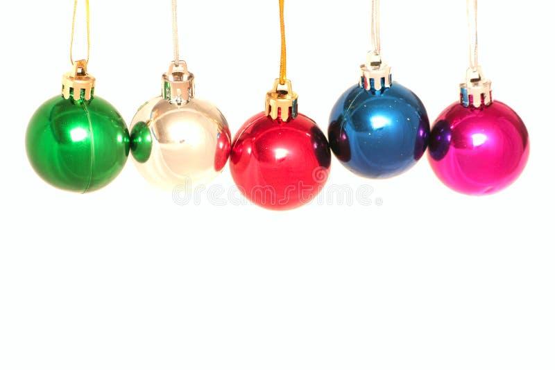 Many New Year's toys stock photo