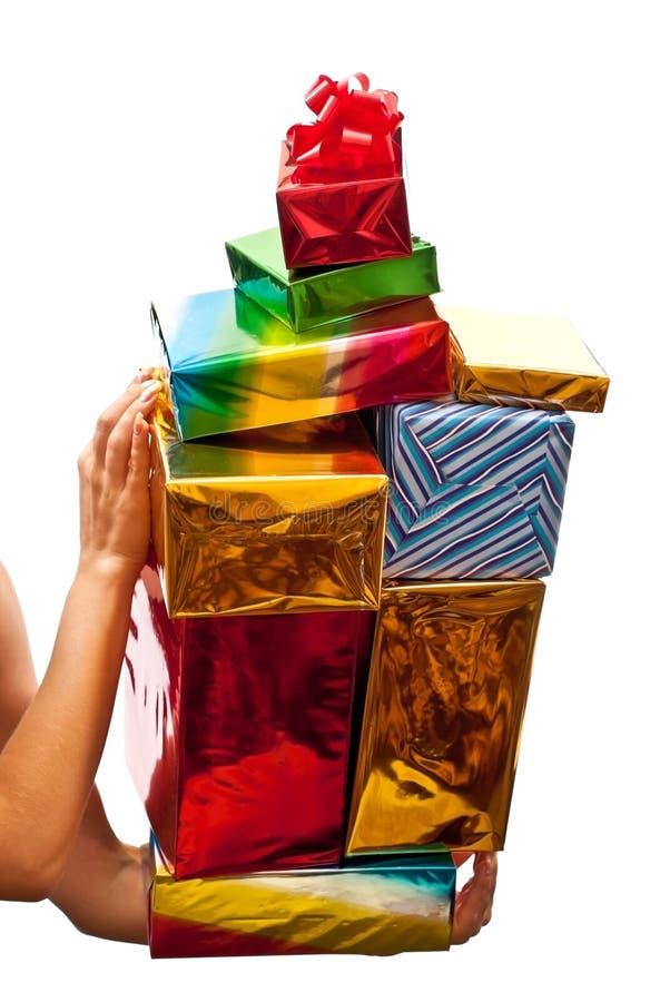 Free Many Presents Stock Photos - 16075743