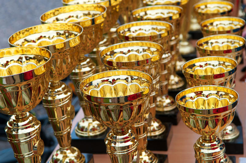 Download Trophies stock image. Image of championship, compete - 30046843