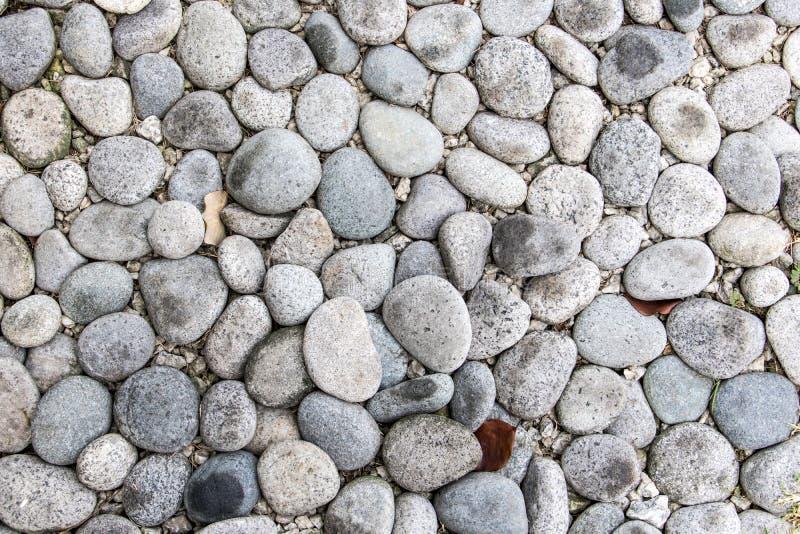 A many small stones - pebbles royalty free stock photography