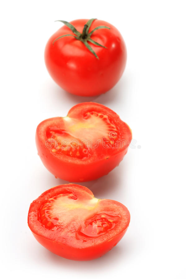 Download Many tomatoes stock image. Image of white, background - 14739989