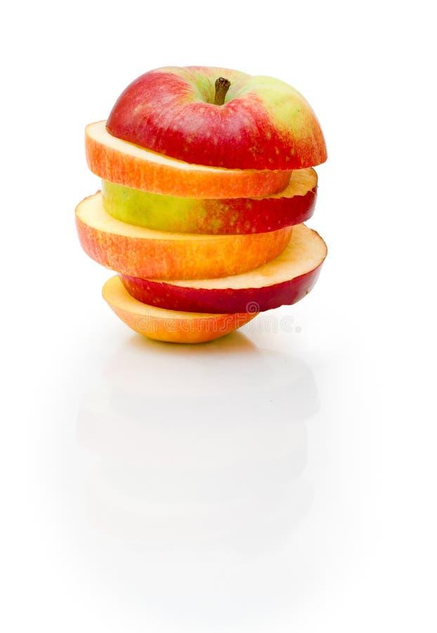 manzana imagen de archivo libre de regalías