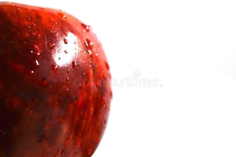 Manzana fresca imagenes de archivo