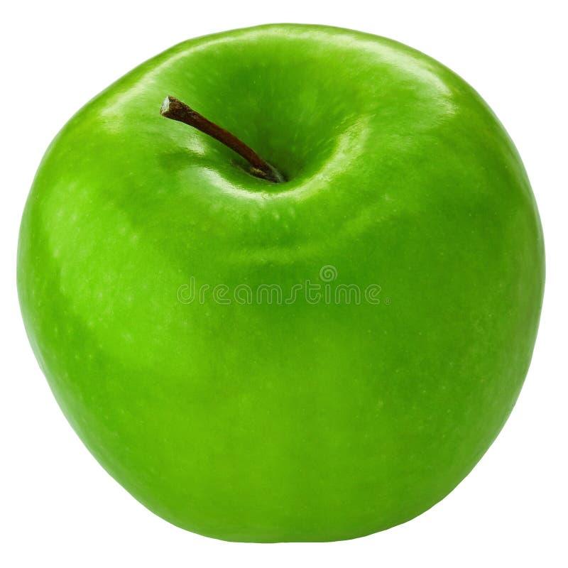Manzana fresca de Smith de abuelita fotografía de archivo libre de regalías