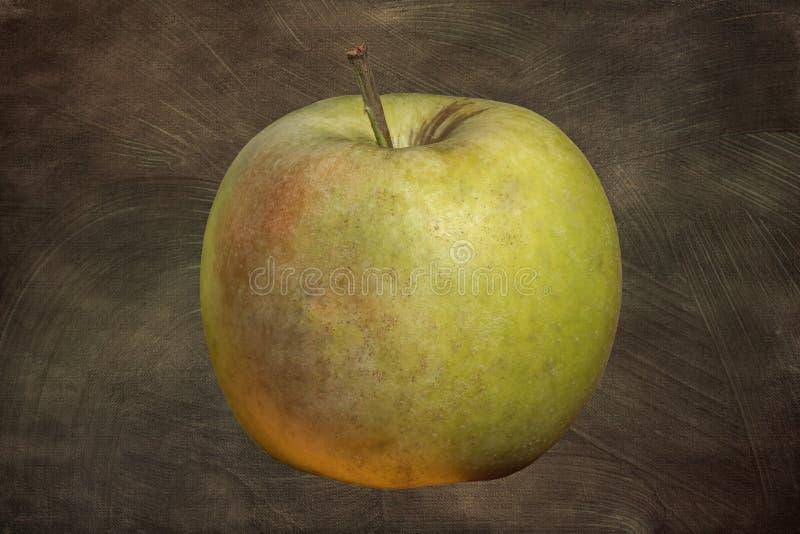 Manzana fresca dulce fotografía de archivo