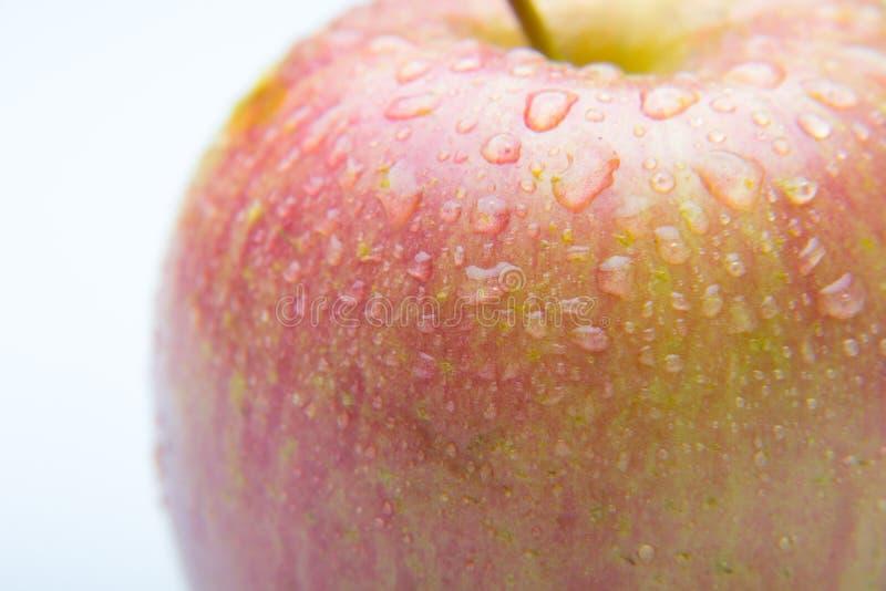 Manzana hermosa, sano, fresco y sano fotos de archivo