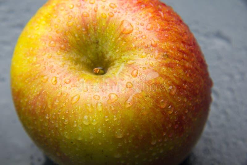 Manzana hermosa, sano, fresco y sano imágenes de archivo libres de regalías