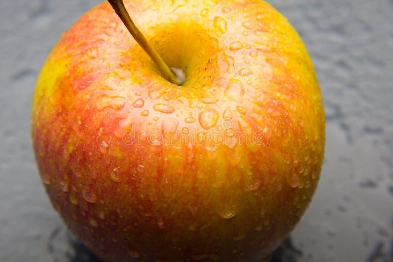 Manzana hermosa, sano, fresco y sano imagen de archivo libre de regalías