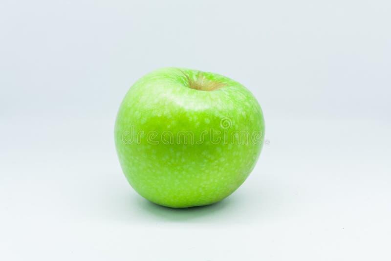 Manzanas aisladas fotos de archivo libres de regalías