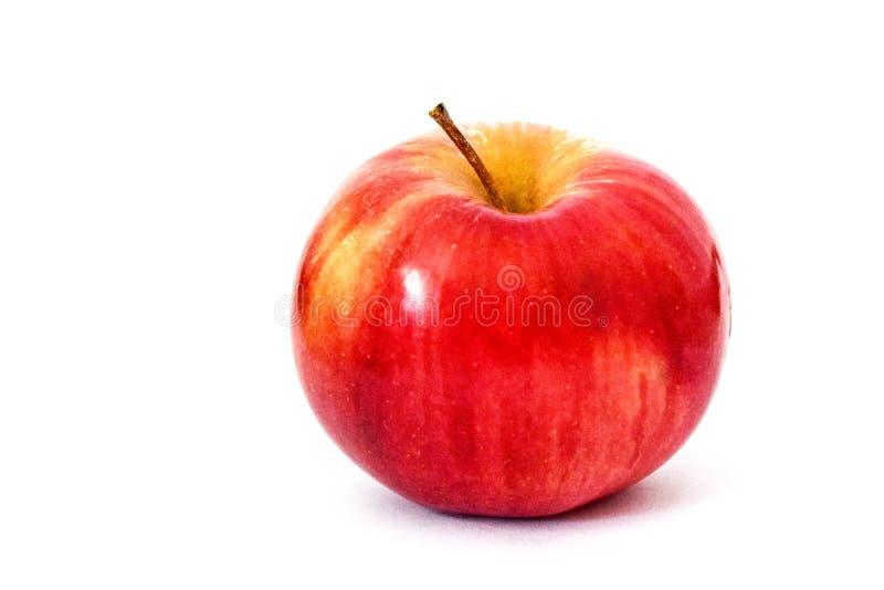 Manzanas frescas en una tienda foto de archivo libre de regalías