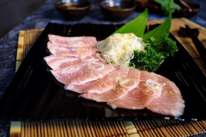 Manzo A5 del giapponese di Wagyu fotografia stock libera da diritti