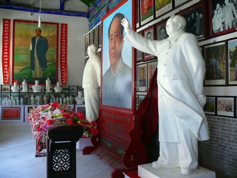Mao Zedong Fotografia Editoriale