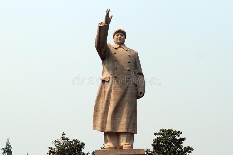 Mao Zedong Figurine photographie stock libre de droits