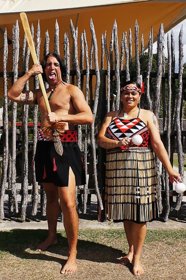 Free Maori Natives Royalty Free Stock Photo - 32677475