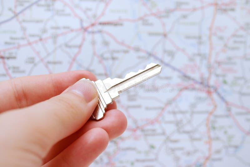 Download Map stock image. Image of keys, driving, plan, free, areas - 169623