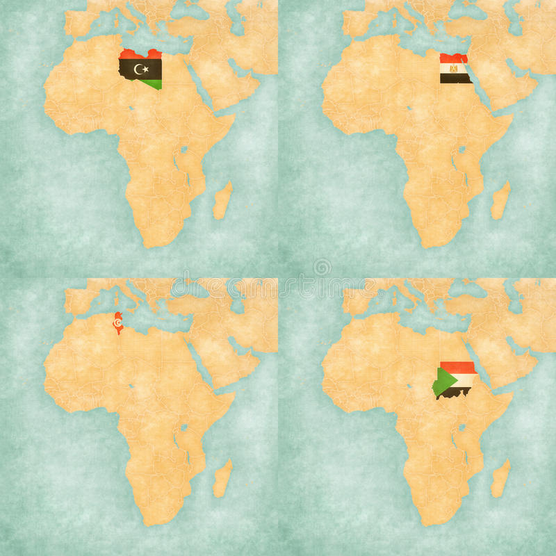 Map of africa libya egypt tunisia and sudan stock illustration download map of africa libya egypt tunisia and sudan stock illustration illustration gumiabroncs Choice Image